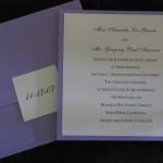 Garcia invitation