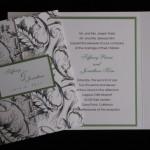 Tiffany invite
